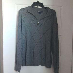 Cremieux Classics Collared Sweater